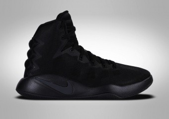 NIKE HYPERDUNK 2016 GS (SMALLER SIZES) BLACK