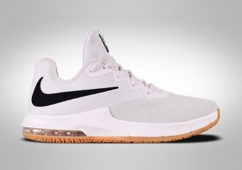 NIKE AIR MAX INFURIATE 3 LOW WOLF GREY GUM