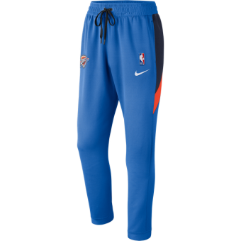 NIKE NBA OKLAHOMA CITY THUNDER THERMAFLEX SHOWTIME PANTS