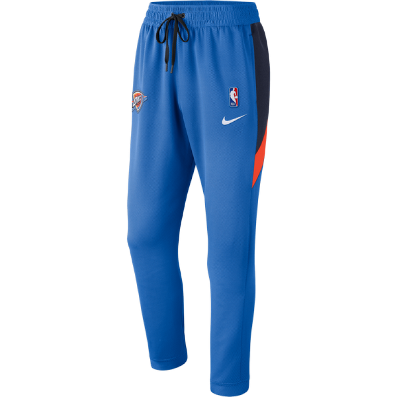 new products the sale of shoes quality products NIKE NBA OKLAHOMA CITY THUNDER THERMAFLEX SHOWTIME PANTS for ...