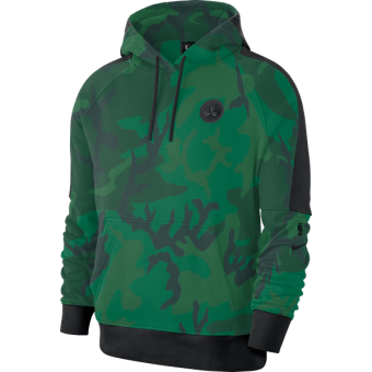 NIKE NBA BOSTON CELTICS COURTSIDE HOODIE