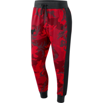 NIKE NBA CHICAGO BULLS COURTSIDE PANTS