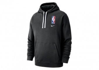 NIKE NBA N31 COURTSIDE PULLOVER HOODIE BLACK