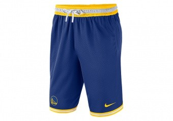 NIKE NBA GOLDEN STATE WARRIORS DNA SHORTS RUSH BLUE