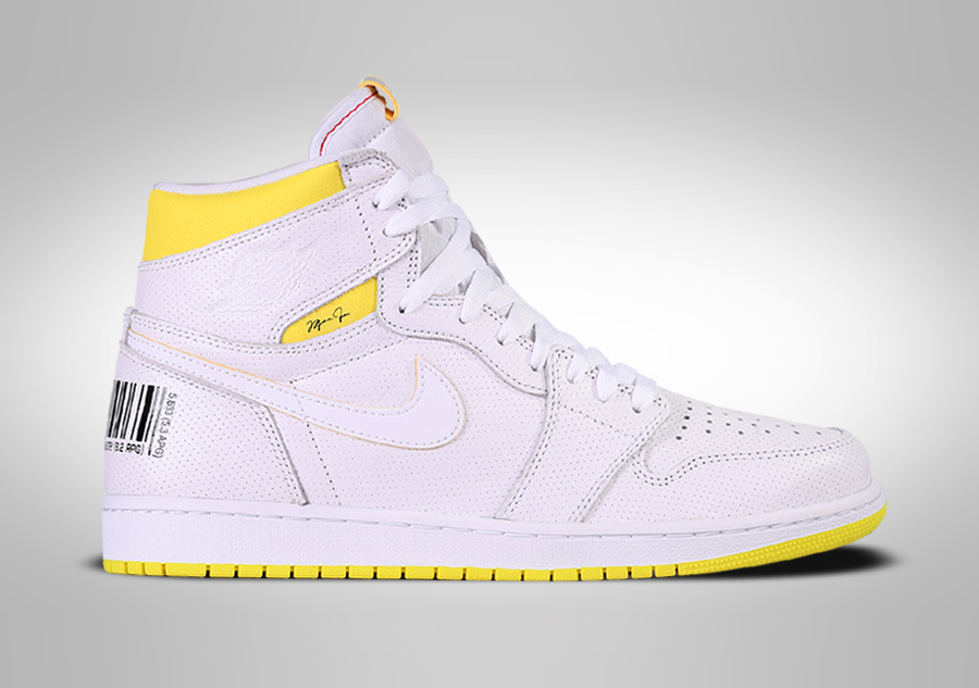 NIKE AIR JORDAN 1 RETRO HIGH OG FIRST CLASS FLIGHT