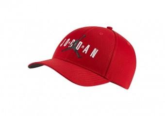 NIKE AIR JORDAN LEGACY91 JUMPMAN AIR HAT GYM RED