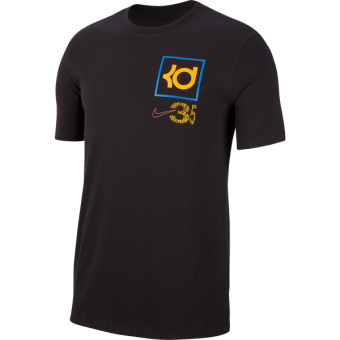 NIKE DRI-FIT KD BASKETBALL TEE BLACK