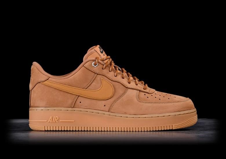 buty nike air force max premium flax pack