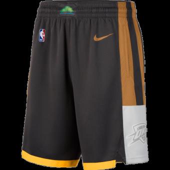 NIKE NBA OKLAHOMA CITY THUNDER SWINGMAN SHORTS
