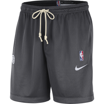 NIKE NBA BROOKLYN NETS STANDARD ISSUE REVERSIBLE SHORTS