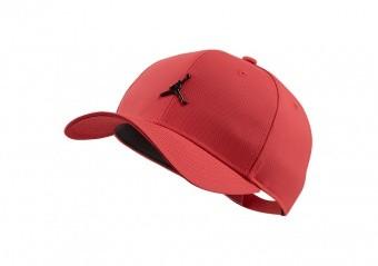 NIKE AIR JORDAN CLASSIC99 METAL JUMPMAN CAP TRACK RED