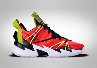 NIKE AIR JORDAN WHY NOT ZER0.3 SE GS BRIGHT CRIMSON R. WESTBROOK