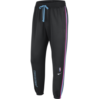 NIKE NBA MIAMI HEAT SHOWTIME CITY EDITION THERMA FLEX PANTS
