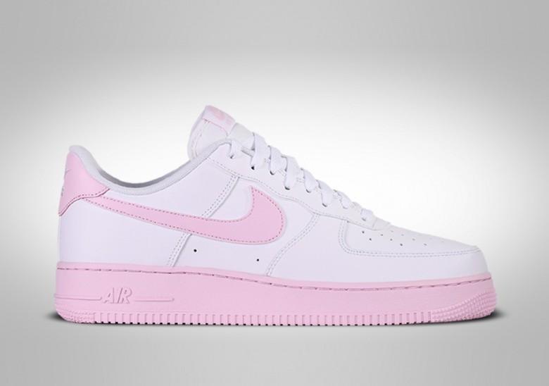 air force 1 striscia rosa