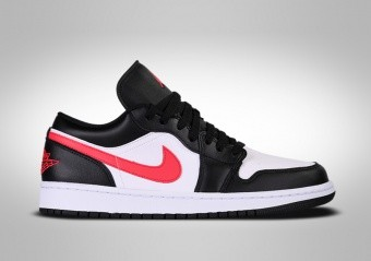 NIKE AIR JORDAN 1 RETRO LOW SE WMNS BLACK SIREN RED