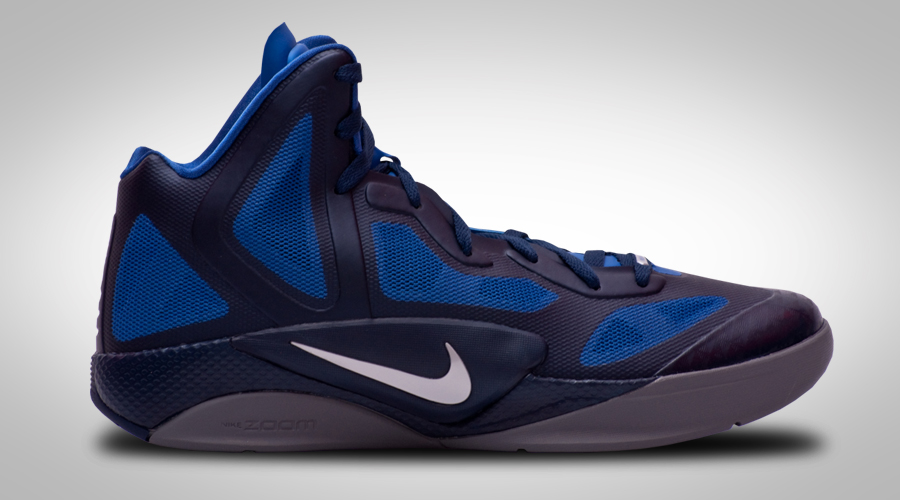 NIKE ZOOM HYPERFUSE 2011 MIDNIGHT NAVY