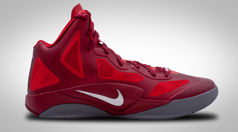 NIKE ZOOM HYPERFUSE 2011 TEAM RED PREMIUM