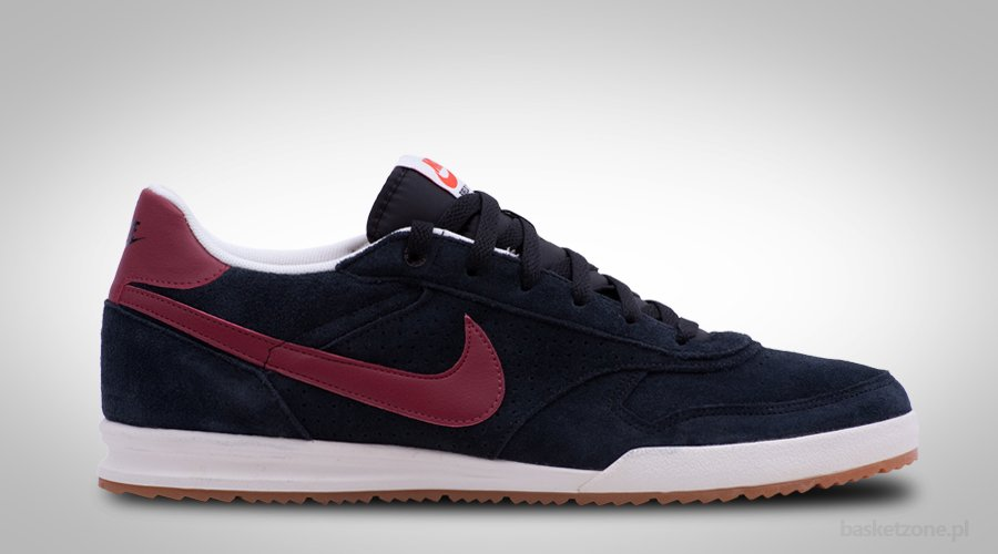 NIKE FIELD TRAINER BLACK TEAM RED