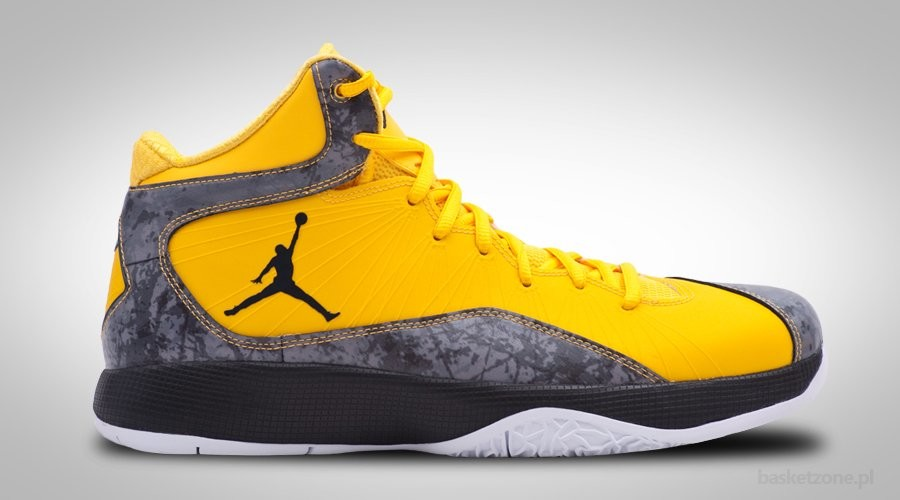 NIKE AIR JORDAN 2011 A FLIGHT VARSITY MAIZE