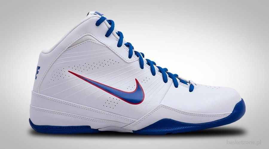 NIKE AIR QUICK HANDLE WHITE GAME ROYAL