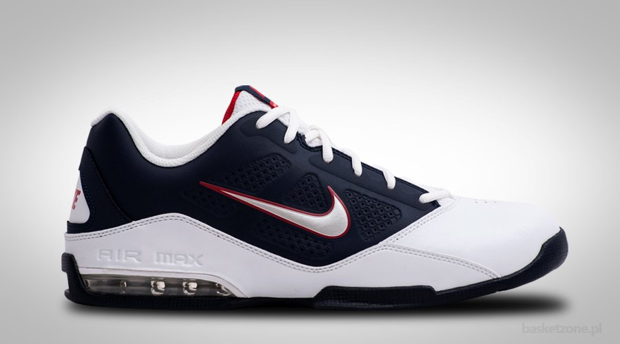 NIKE AIR MAX FULL COURT 2 LOW OBSIDIAN
