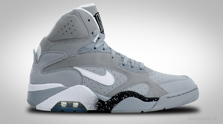 NIKE AIR FORCE 180 MID WOLF GREY