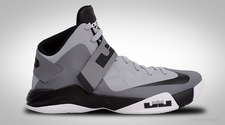 NIKE ZOOM SOLDIER VI WOLF GREY