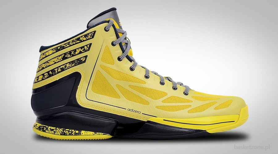 ADIDAS ADIZERO CRAZY LIGHT 2 VIVID YELLOW