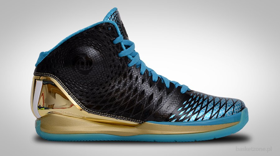 ADIDAS DERRICK ROSE 3.5 YEAR OF SNAKE