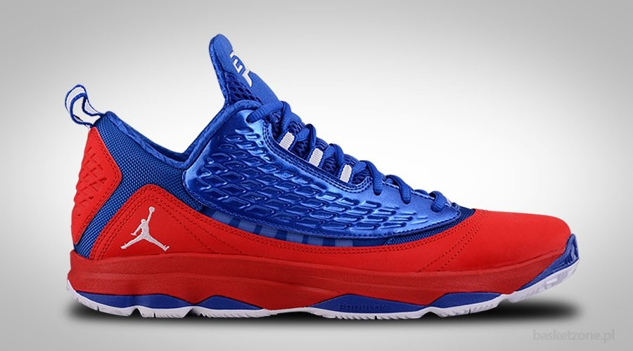 NIKE AIR JORDAN CP3.VI AE CLIPPERS PLAYOFFS HOME