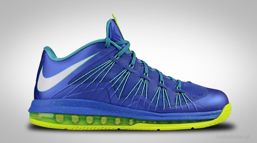 NIKE AIR MAX LEBRON X LOW SPRITE