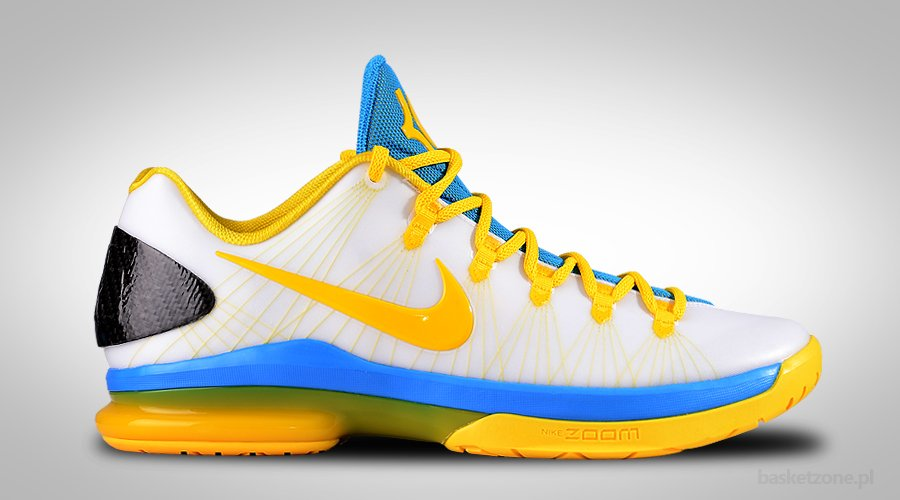 NIKE ZOOM KD V ELITE OKC PLAYOFFS HOME