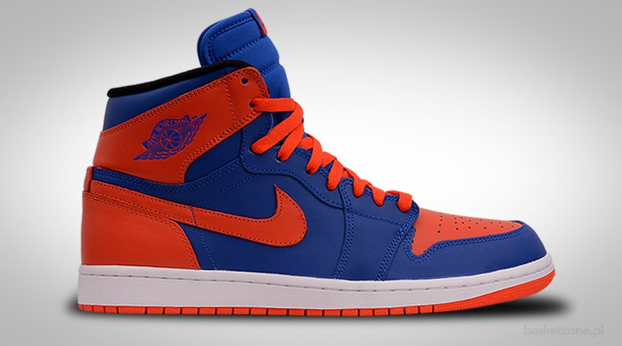 NIKE AIR JORDAN 1 RETRO HIGH OG KNICKS EDITION
