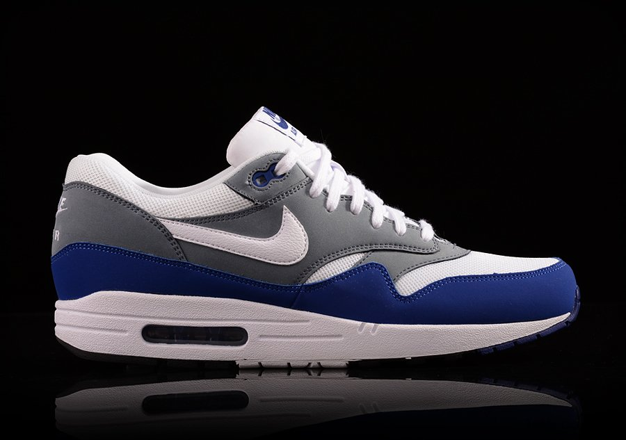 NIKE AIR MAX 1 ESSENTIAL ROYAL BLUE
