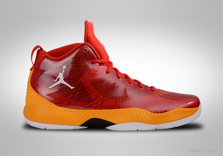 NIKE AIR JORDAN 2012 LITE SPORT RED R.WESTBROOK