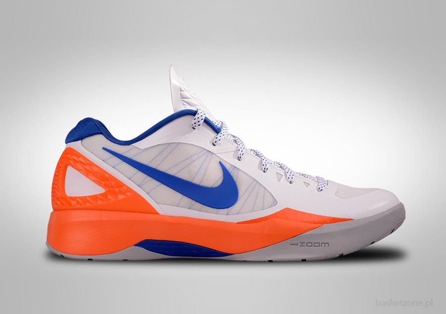 NIKE ZOOM HYPERDUNK 2011 LOW NEW YORK KNICKS EDITION