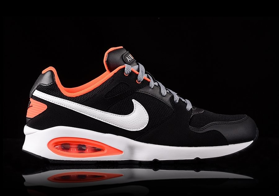 NIKE AIR MAX COLISEUM RACER BLACK RED