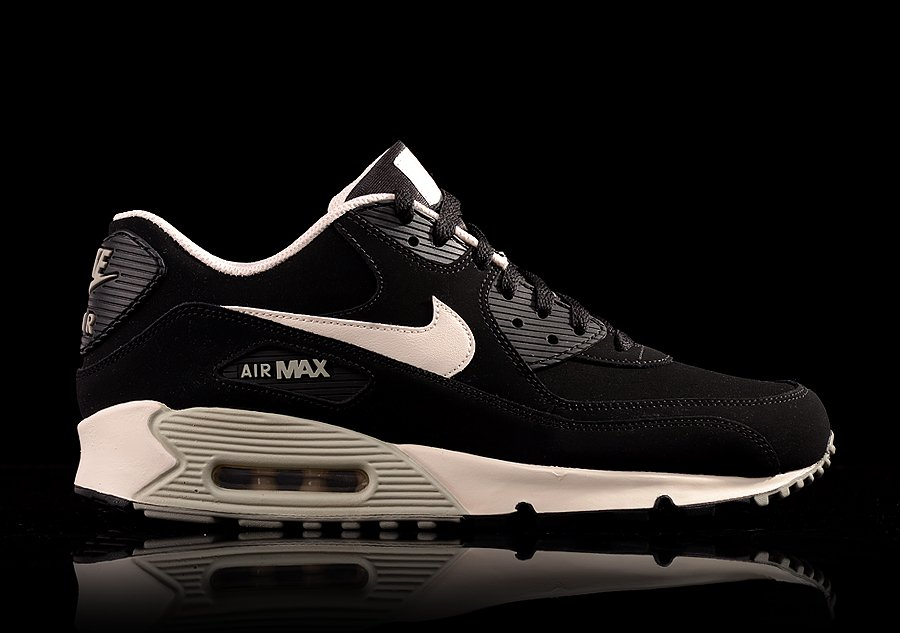 NIKE AIR MAX 90 ESSENTIAL LTR BLACK