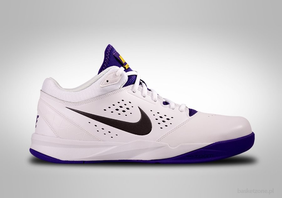 NIKE ZOOM ATTERO PURPLE WHITE
