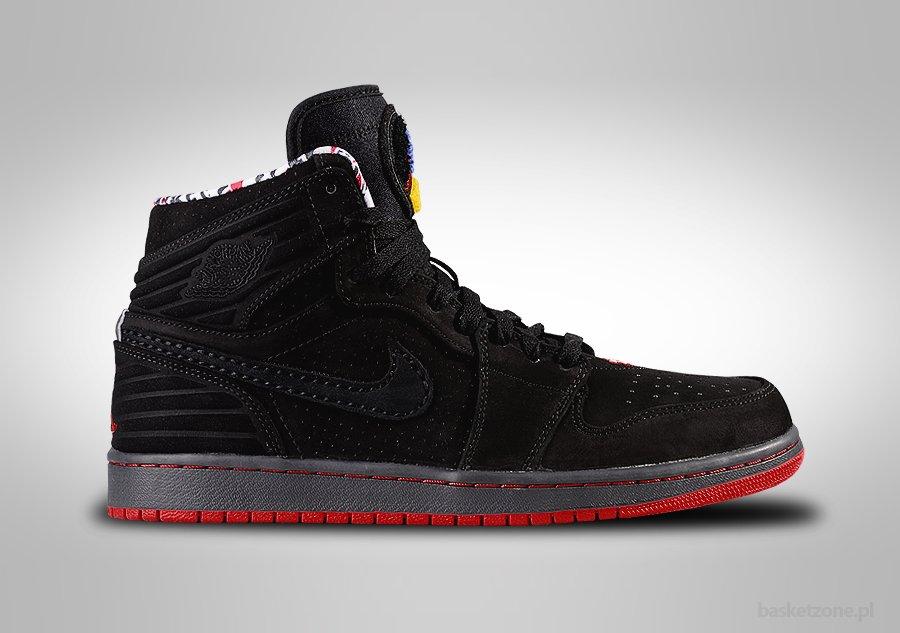 Nike Air Jordan 1 Retro 93 Séries Éliminatoires Animalerie
