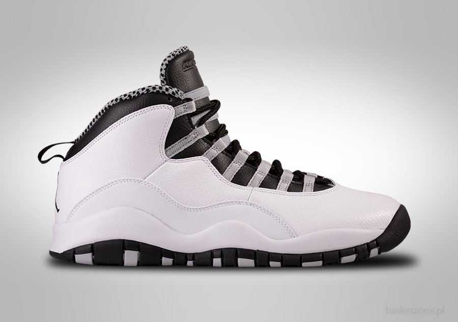 NIKE AIR JORDAN 10 RETRO STEEL GREY