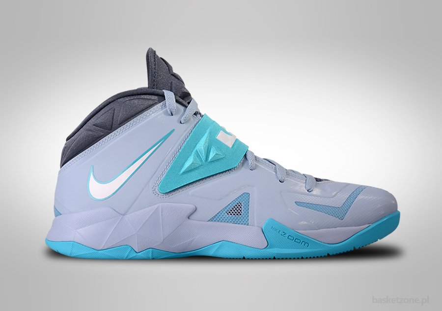 NIKE ZOOM SOLDIER VII ARMORY BLUE LEBRON