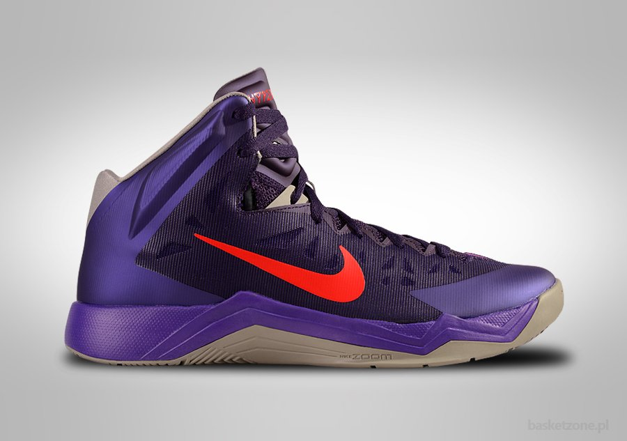 NIKE ZOOM HYPERQUICKNESS TORONTO RAPTORS AWAY