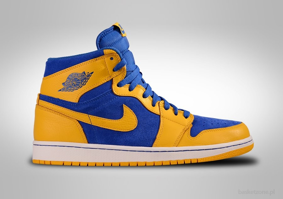 NIKE AIR JORDAN 1 RETRO HIGH OG LANEY