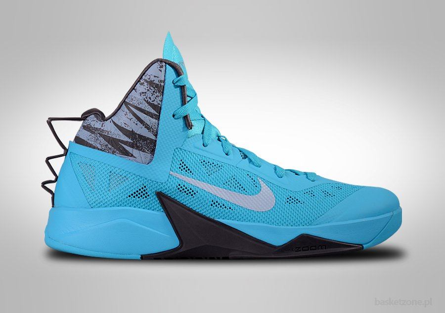 NIKE ZOOM HYPERFUSE 2013 GAMMA BLUE