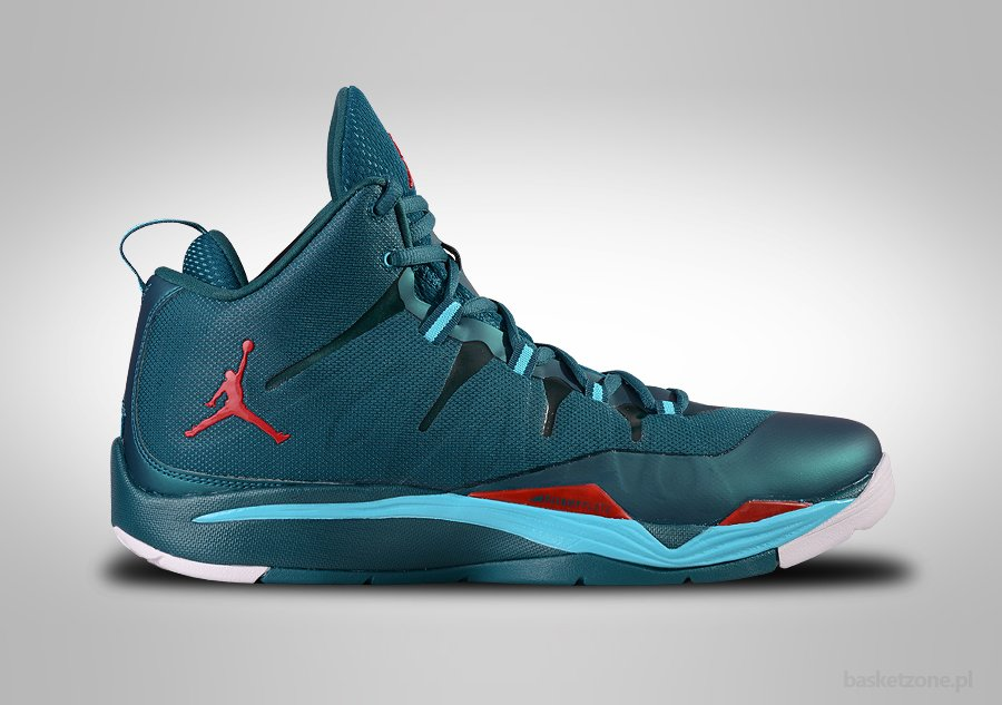 NIKE AIR JORDAN SUPER.FLY 2 DARK SEA BLAKE GRIFFIN