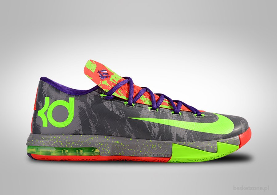 NIKE KD VI COOL GREY ENERGY