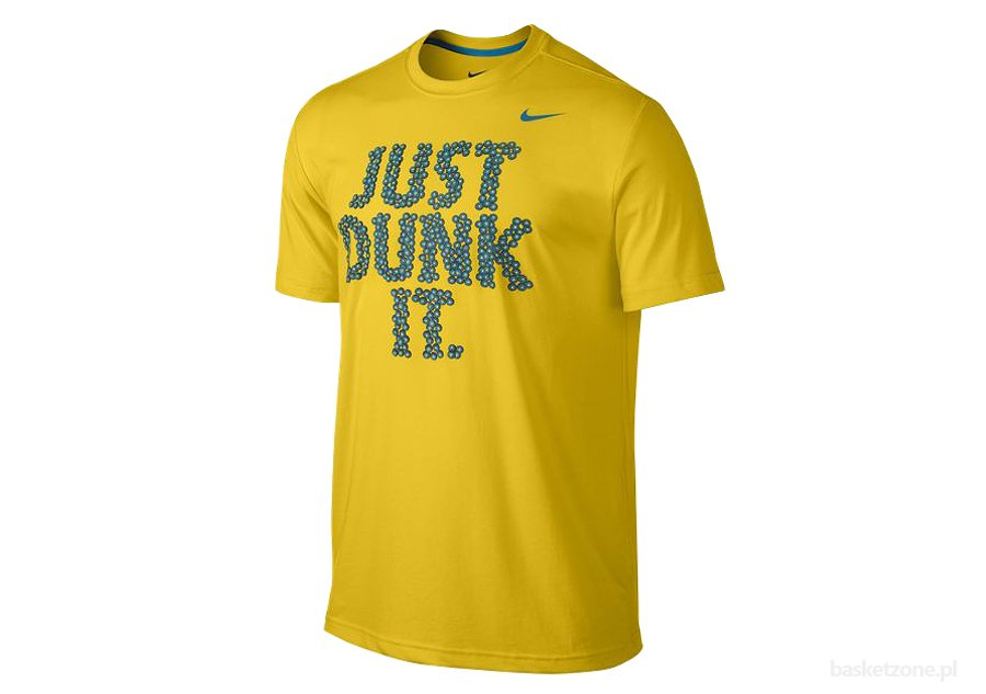 NIKE JUST DUNK IT ALL BALLS TEE