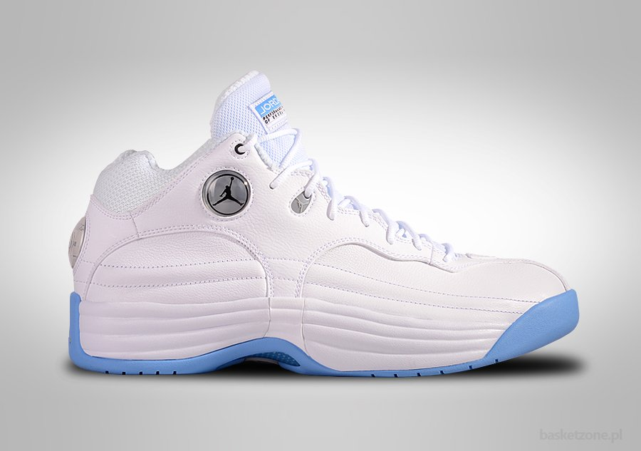 NIKE AIR JORDAN JUMPMAN TEAM 1 RETRO NORTH CAROLINA