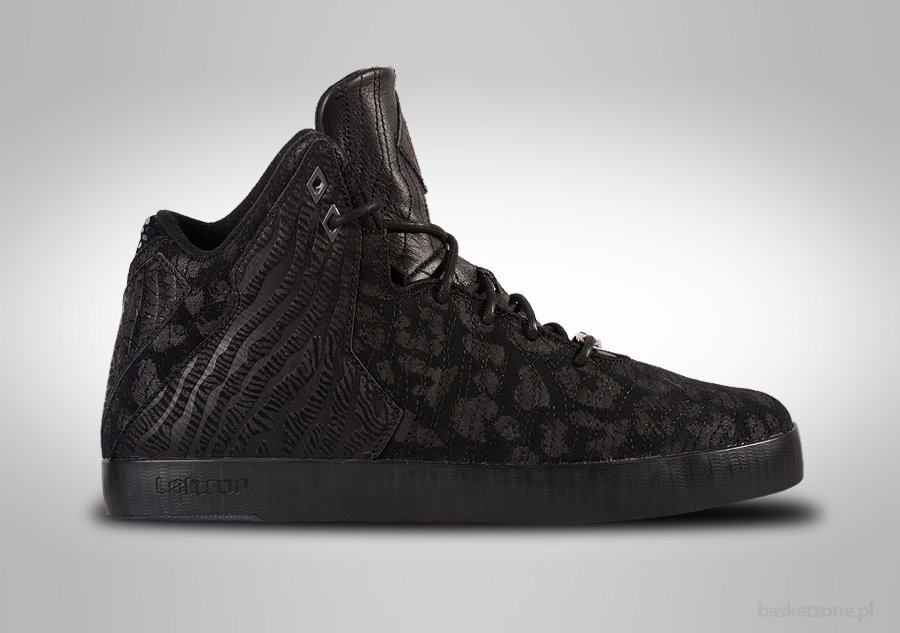 NIKE LEBRON XI NSW LIFESTYLE BLACK